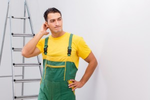 wiederkehrende Prüfung von Leitern und Tritte gemäß DGUV Vorschrift 208-016, Oettel-Consulting, 59077 Hamm